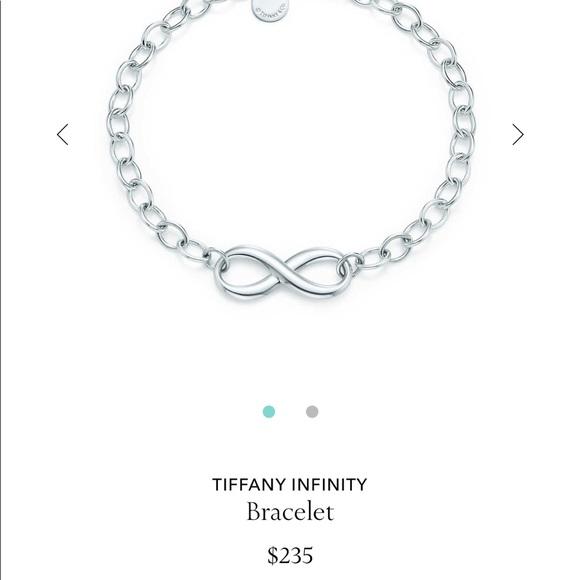 75f709f07 Tiffany & Co. Jewelry | Tiffany Co Infinity Bracelet | Poshmark